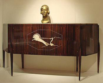 Cabinet By J E Rhulmann
