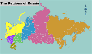 Russian Ethnic Groups Studycom