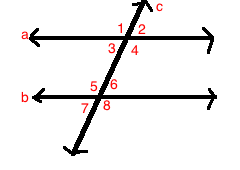 If We Know That Same Side Interior Angles Of Two Lines Add Up To 180  Degrees, What Is The Most Important Conclusion That We Can Draw About The  Lines?