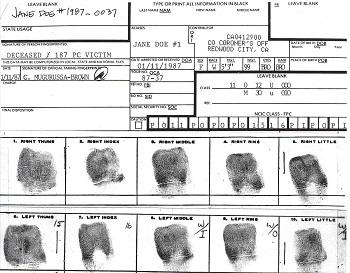 Latent Fingerprint: Analysis, Development & Techniques | Study.com