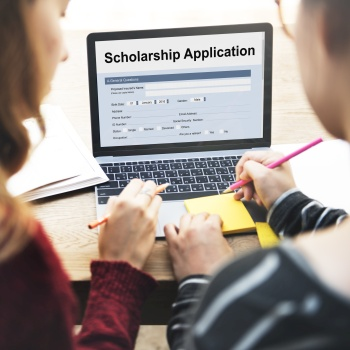 Homeschool students can apply to special scholarships.