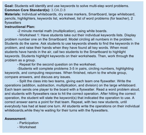 lesson plan justification and analysis Lesson plan justification and analysis essay 3213 words feb 25th, 2013 13 pages analysis of the three identified stages stated on the lesson planner shall take place within this assignment.