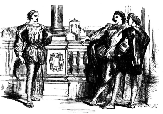an analysis of the relationship of benedick and beatrice from shakespeares much ado about nothing Much ado about nothing is a comedy by william shakespeare thought to have been  benedick and beatrice are tricked into confessing their love for each other, and .