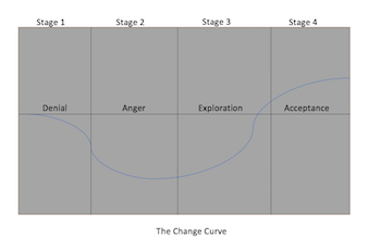 the process of change in the workplace Organizational change management and personal change management process, business development, plans, systems and training - how to.