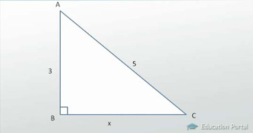 Right Triangle - ACT Prep