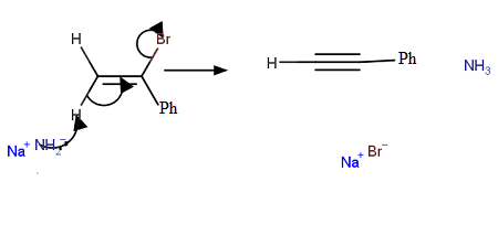 Write A Mechanism For The Step Below Using Curved Allows
