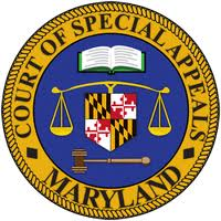 Maryland Court of Special Appeals