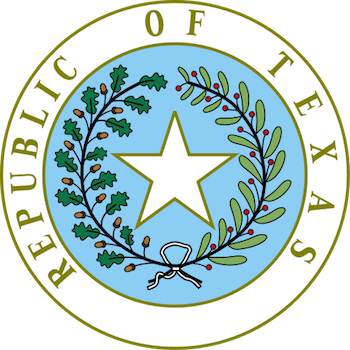 seal republic of Texas