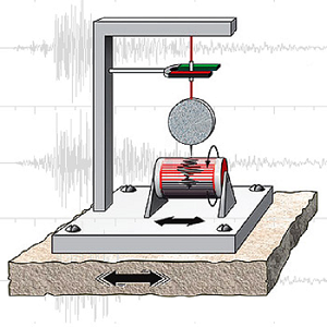 Earthquake Seismometer