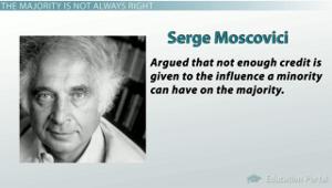 Group Psychology: Minority vs. Majority Influence - Study.com