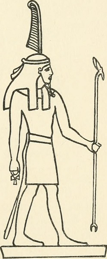 Ancient Egyptian God Shu Myth Symbol Facts Study