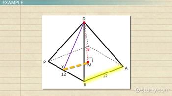 Slant Height: Definition & Formula - Video & Lesson