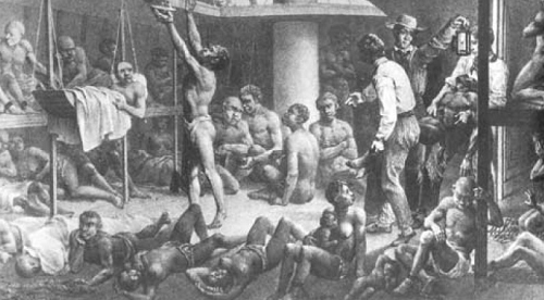 a study of the early slavery in colonial america Excerpted from strange new land: africans in colonial america by peter  1 of  the history of american slavery, our inaugural slate academy.