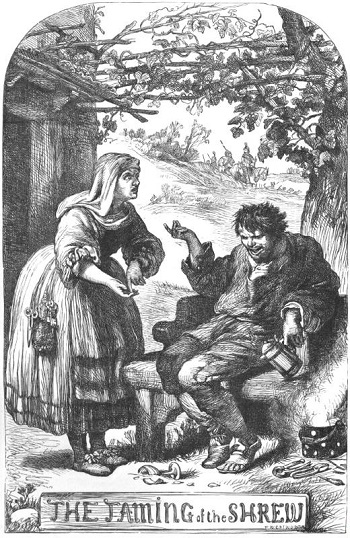 the taming of the shrew analysis