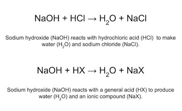 What is sodium hydroxide formula reactions video lesson sodium hydroxide reacts with acid urtaz Image collections
