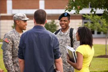 military appreciation veteran services education
