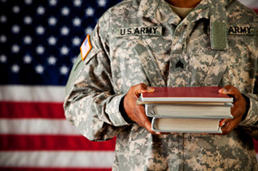 military appreciation month veteran military college student