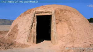 Southwest Indian Tribe Homes