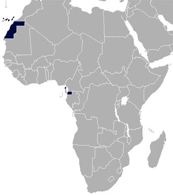 SpanishSpeaking Countries  Capitals  Studycom