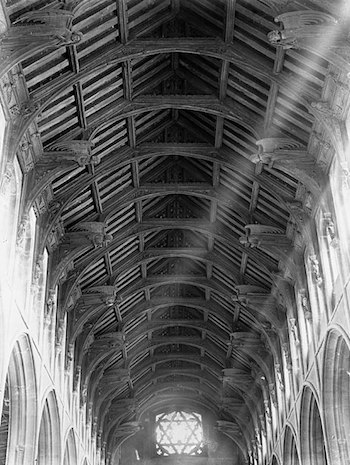 Hammerbeam Roof Definition Amp Design Study Com