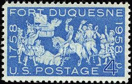 Stamp of Duquesne