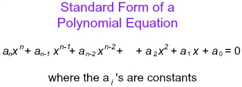 How to Write an Equation in Standard Form | Study.com