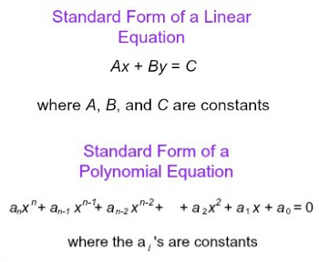 write polynomial in standard form Appendix a3 polynomials and factoring a27 polynomials in standard form,a polynomial is written with descending powers of writing polynomials in standard form.