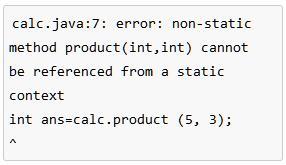 Static vs  Non-Static Methods in Java - Video & Lesson
