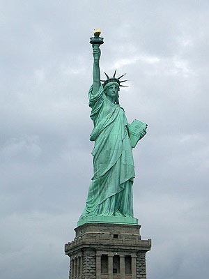 Statue Of Liberty History Location Symbolism Studycom - Where is the statue of liberty located