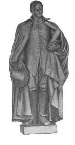 Statue of Thomas Hooker