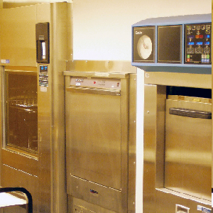 Picture of a sterilization room