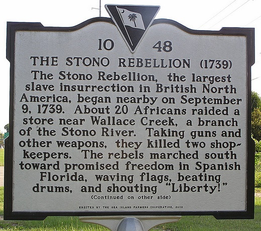 african dimensions of the stono rebellion