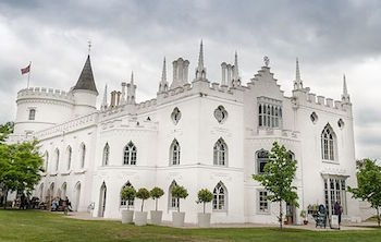 Strawberry Hill In London