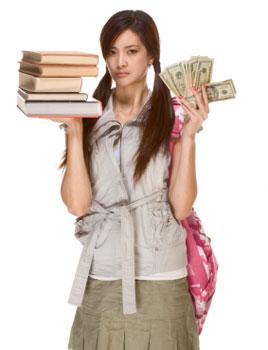 Argumentative essay student part time job