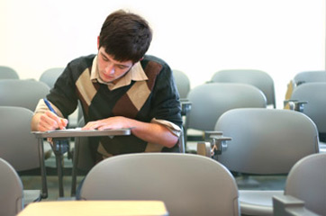 Taking Harder Tests Makes You Smarter