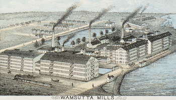What was the lowell mill...?