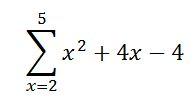 Quiz & Worksheet - Summation Notation Rules | Study com