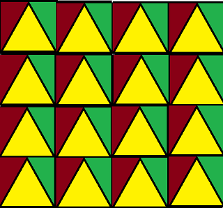 an example of a tessellation