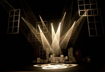 Theatre Lighting History Design Study