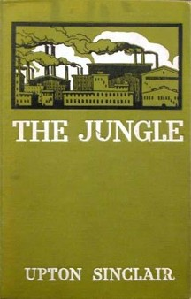 an analysis of different themes in the jungle by upton sinclair Struggling with the themes of upton sinclair's the jungle  society is in the  word socialist, so it makes sense that perhaps the most important theme in this.