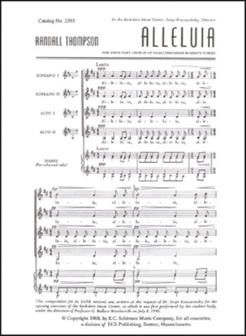 Alleluia Definition Music Chords Study
