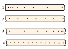 ticker tape diagrams analyzing motion and acceleration video  : ticker tape diagram - findchart.co