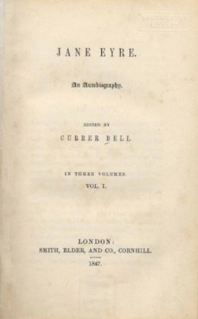 "jane eyre quotation analysis Jane eyre literary analysis distributed to across the board accomplishment in 1847 under the androgynous nom de plume ""currer bell,"" the novel ""jane eyre."