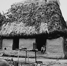 Traditional Igbo house