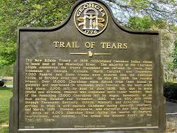 andrew jackson and trail of tears essay