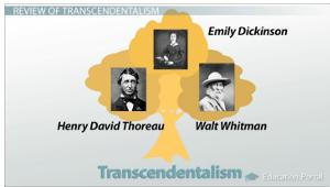 Transcendentalism essay topics