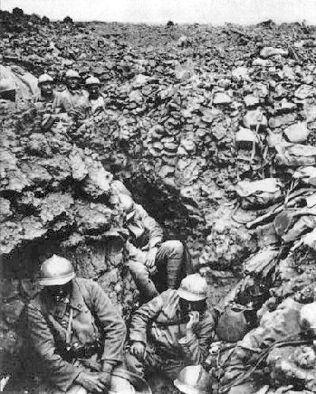 Shell Shock in WW1 | Study.com