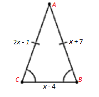 Congruent Sides of a Triangle: Definition & Overview ...