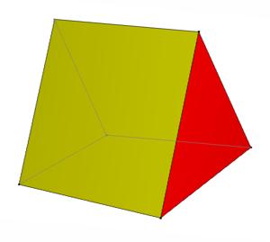 Lesson Summary. A triangular prism ...  sc 1 st  Study.com & Triangular Prism Lesson for Kids: Definition u0026 Facts | Study.com