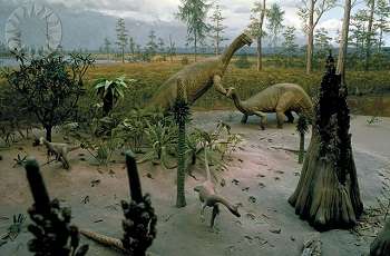 Jurassic period plants and animals - photo#31